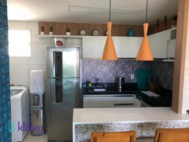 Apartamento à venda com 3 dormitórios em Engenheiro luciano cavalcante, Fortaleza cod:7418 - Foto 13