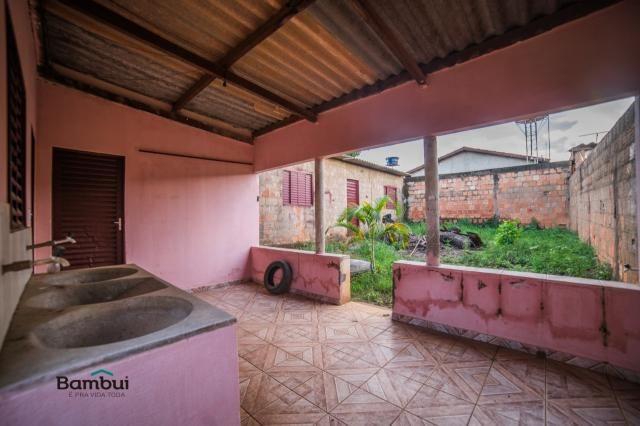 Casa para alugar com 3 dormitórios em Jardim tiradentes, Aparecida de goiânia cod:60208166 - Foto 17