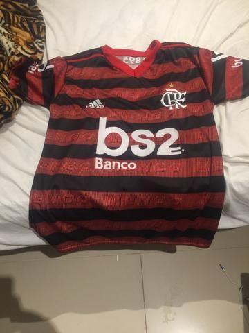 Blusa do Flamengo Tam G