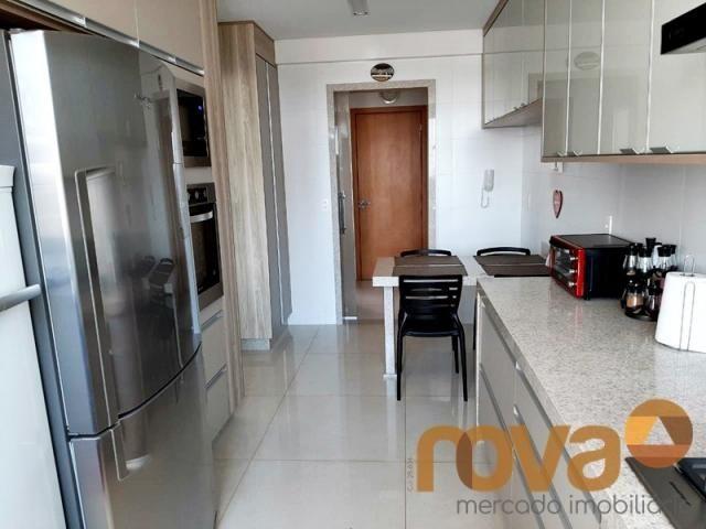 Apartamento à venda com 3 dormitórios em Setor bueno, Goiânia cod:NOV235705 - Foto 13