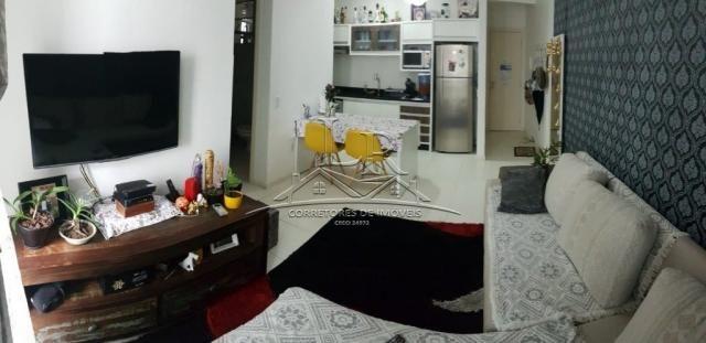 Apartamento à venda com 2 dormitórios em Ingleses do rio vermelho, Florianópolis cod:1659 - Foto 5