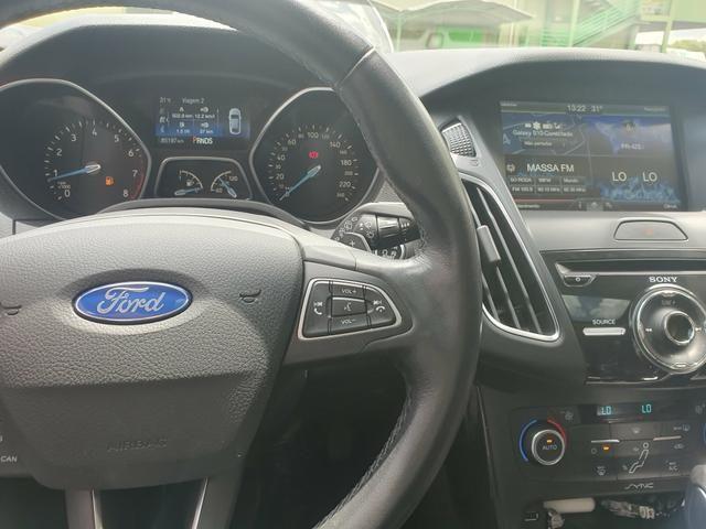 Abaixo FIPE Ford Focus Titanium Plus 2016 2.0 16V - Foto 11