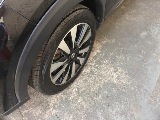 Nissan Kicks Sv 1.6 16v FlexStar 5portas Aut Preto Banco de Couro - Foto 11