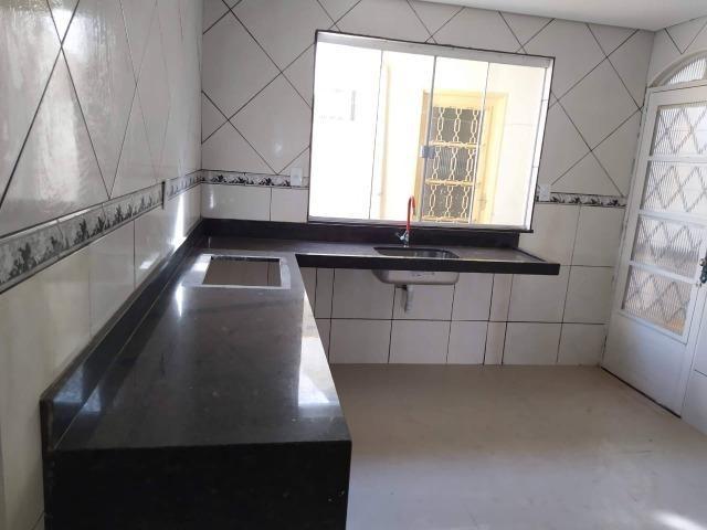 Vendo casa escriturada de 3 quartos na 102 do Recanto das Emas. - Foto 12