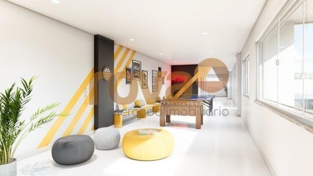 Apartamento à venda com 2 dormitórios em Setor negrão de lima, Goiânia cod:NOV235693 - Foto 14