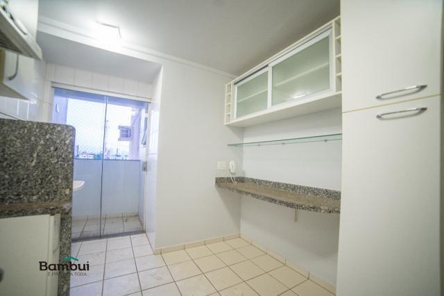 Apartamento à venda com 3 dormitórios em Cidade jardim, Goiânia cod:60208007 - Foto 6