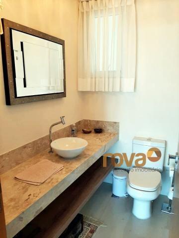 Apartamento à venda com 3 dormitórios em Setor bueno, Goiânia cod:NOV235705 - Foto 11
