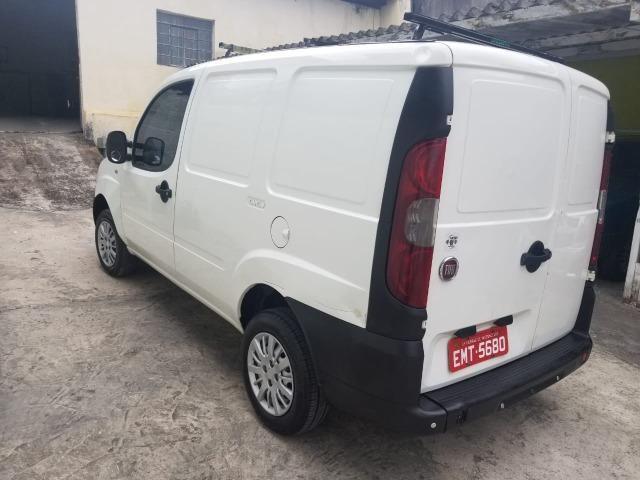 Fiat Doblo Cargo 1.4 c/ seguro total - Foto 8