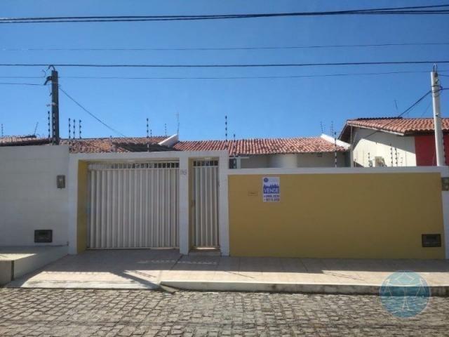 Casa à venda com 3 dormitórios em Nova parnamirim, Parnamirim cod:10609