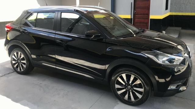 Nissan Kicks SL 1.6 16v automático financiamentos em até 60x sem cnh e sem comprovar renda - Foto 4