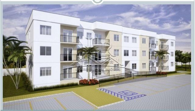Apartamento à venda com 2 dormitórios em Ingleses do rio vermelho, Florianópolis cod:1380 - Foto 2