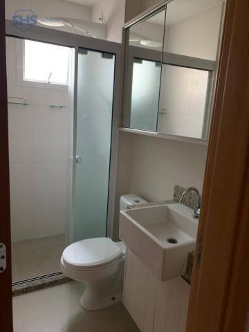 Apartamento com 2 dormitórios para alugar, 56 m² por r$ 1.400/mês - fortaleza - blumenau/s - Foto 12