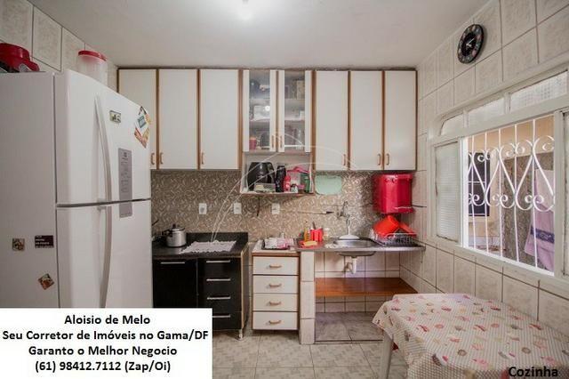 Aloisio Melo Vde: Q. 33 S/Leste, 2 Casas; Sala, Cozinha, 3 Qtos, Ac. Financiamento/FGTS - Foto 5