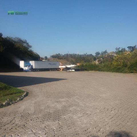 Galpão industrial para locação, jardim santa bárbara, embu das artes. - Foto 13