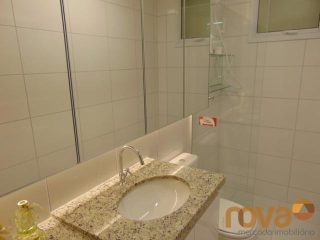 Apartamento à venda com 3 dormitórios em Setor pedro ludovico, Goiânia cod:NOV91510 - Foto 15