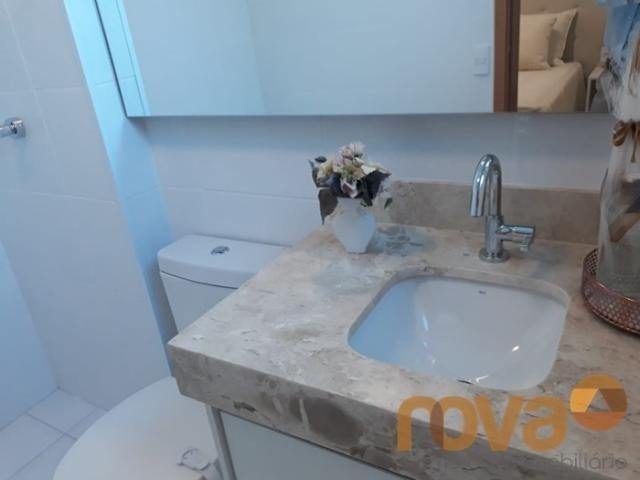 Apartamento à venda com 2 dormitórios em Setor bueno, Goiânia cod:NOV88059 - Foto 17