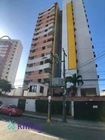 Apartamento à venda com 3 dormitórios em Papicu, Fortaleza cod:7445