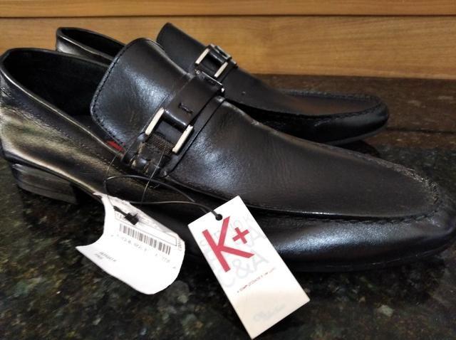 Sapato Sergio K para C&A