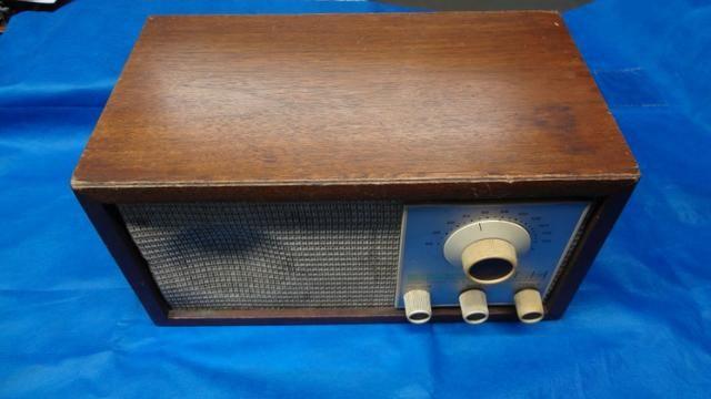 Radio Klh Model Twenty-one (21) Fm Radio (1965) - Foto 2