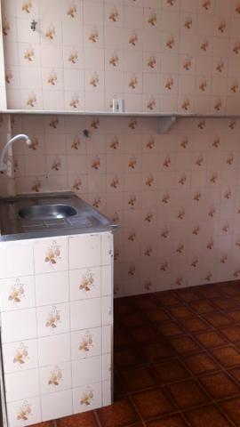 Apartamento 2 qts, garagem e área de lazer no Barreto