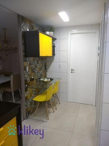 Apartamento à venda com 3 dormitórios em Fátima, Fortaleza cod:7401 - Foto 13