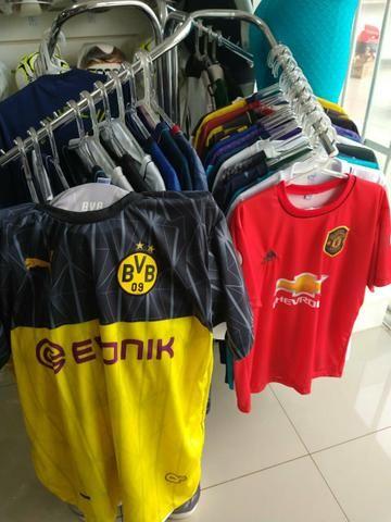 Camisa times promoçao - Foto 3