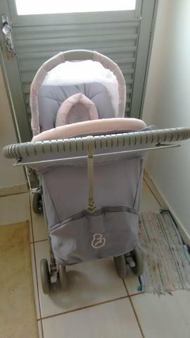 Carrinho com Bebê Conforto - Foto 2