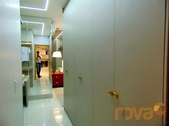 Apartamento à venda com 3 dormitórios em Setor marista, Goiânia cod:NOV235626 - Foto 13