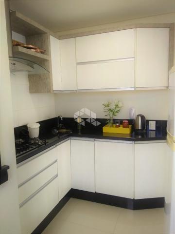Apartamento à venda com 1 dormitórios em Progresso, Bento gonçalves cod:9888930 - Foto 8