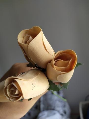 Flores decorativas - Foto 2