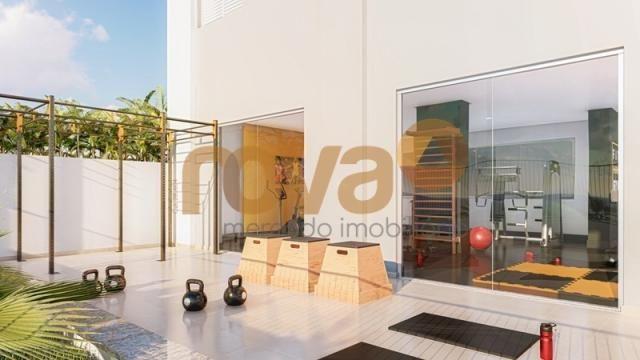 Apartamento à venda com 2 dormitórios em Setor negrão de lima, Goiânia cod:NOV235693 - Foto 6