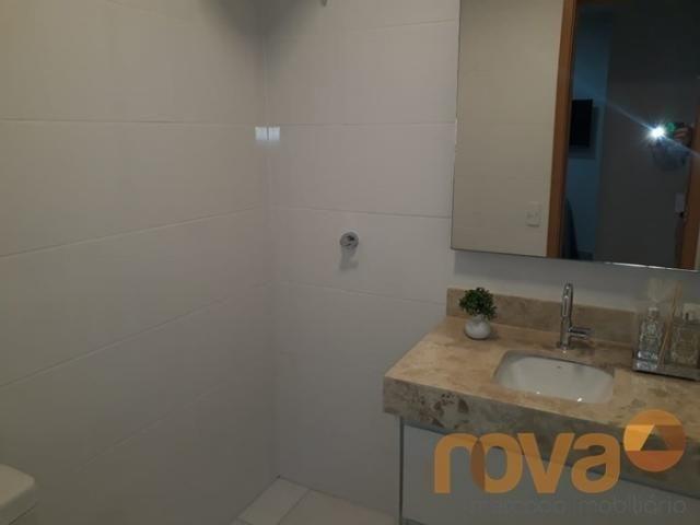 Apartamento à venda com 2 dormitórios em Setor bueno, Goiânia cod:NOV88059 - Foto 13