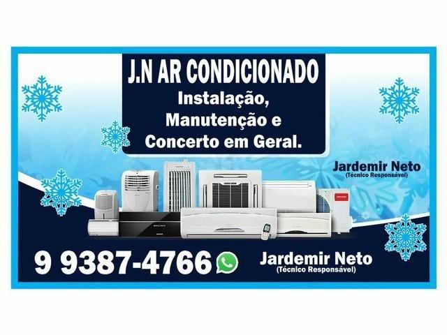 J N ar refrigeração e climatização * - Foto 6