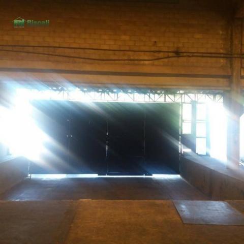 Galpão industrial para locação, jardim santa bárbara, embu das artes. - Foto 4