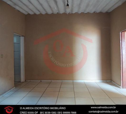 QR 209 Ótima casa. Escriturada - Foto 9