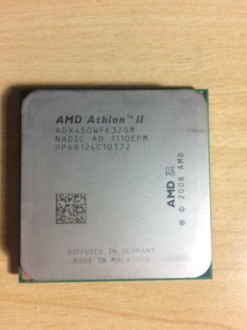 Processador Athlon II x3 450