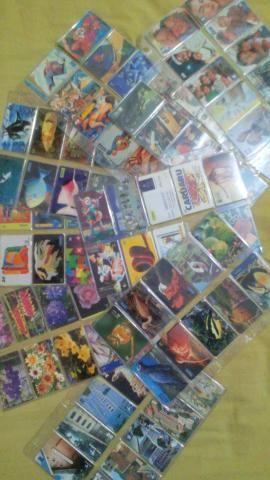 Cartão telefônica $100,00 reais todos os cartões - Foto 2