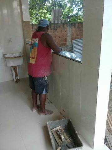 Ofereço Minha Mão de obra Na área da Construção civil - Foto 2