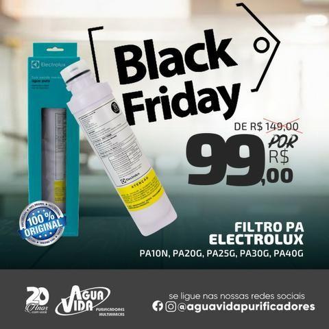 Filtro electrolux (refil) PA10N/PA20G/PA25G/PA30G/PA40G