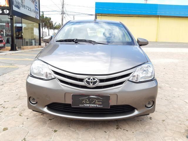 Toyota Etios XS 1.5 Automático 16/17 - Troco e Financio!! - Foto 2