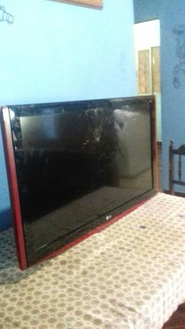 TV LG modelo 42 LG80FD
