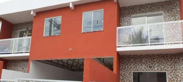 Casa com 2 dormitórios à venda, 56 m² aparti de r$ 190.000 - palhada - nova iguaçu/rj - Foto 2
