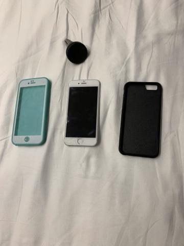 Iphone 6 - 64Gb + Acessórios - Foto 5