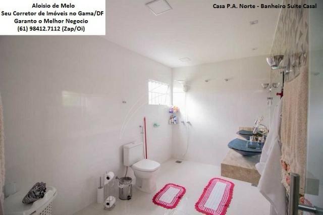 Aloisio Melo Vde: 350m², Terrea, 4 Qtos (1 Suite c/closet), Toda com armários, Porcelanato - Foto 20