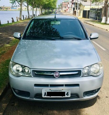 Fiat Pailo 1.0 Fire economy 04 portas prata 2012 revisado ótimo estado - Foto 2