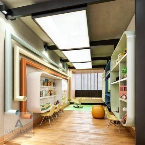 Apartamento com 2 dormitórios à venda, 37 m² por r$ 321.000 - aldeota - fortaleza/ce - Foto 3