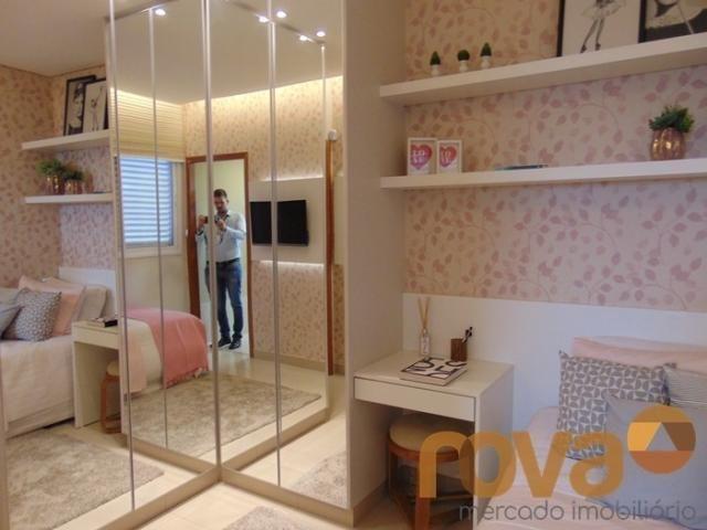 Apartamento à venda com 3 dormitórios em Residencial eldorado, Goiânia cod:NOV235562 - Foto 11
