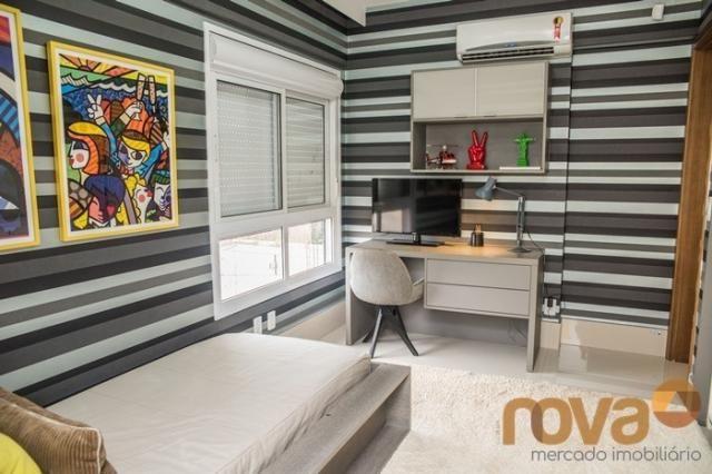 Apartamento à venda com 3 dormitórios em Setor bueno, Goiânia cod:NOV235442 - Foto 13