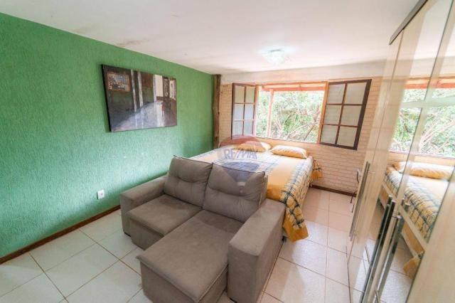 Vendo casa condomínio belvedere green 07 quartos 04 suítes 580m² de área construída - Foto 11