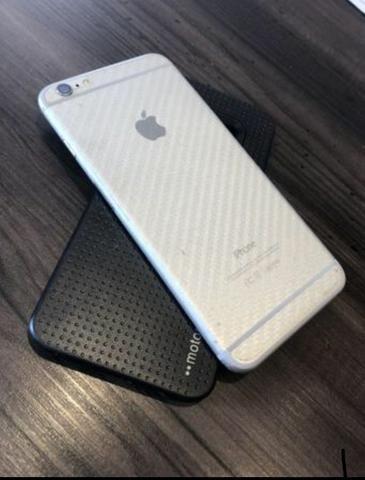 IPhone 6 Plus 64 gb bem conservado - Foto 3